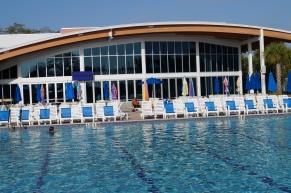 Huge Indoor and Outdoor Pools